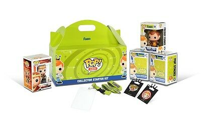 $75 Funko X Mindstyle POP Asia Collector Starter Kit SDCC Monkey King Freddy