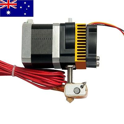 Shipped from AU! MK8 extruder Updated Print Heat Nema17 for Prusa I3 3D printer