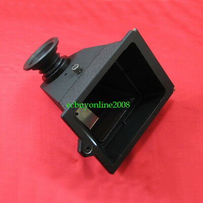 "Monocular Right Angle Focusing Viewfinder TOYO Horseman 4x5"" Large Format Camera"