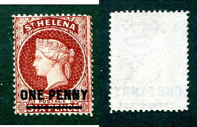 Mint St. Helena #29 (Lot #10634)