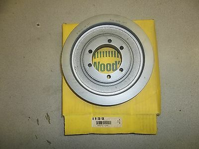 NEW Wood's 8.0 2B SK V-Belt Pulley Sheave  *FREE SHIPPING*