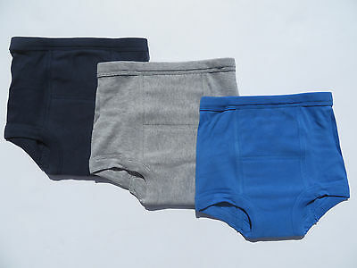Hanna Andersson 100 80 XS Small Organic Cotton Training Unders Underwear 3T NEW