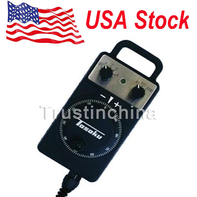 US TOSOKU HC1Series HC115 CNC Handwheel Handle Manual Pulse Generator f FANUC T