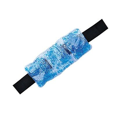 REUSABLE SPORTS GEL PAD - Hot or cold pain relief for your back and shoulders.