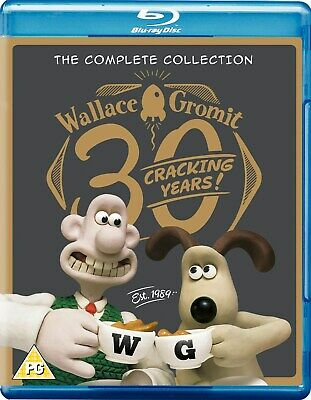 Wallace and Gromit: The Complete Collection - 20th Anniversary [Blu-ray]