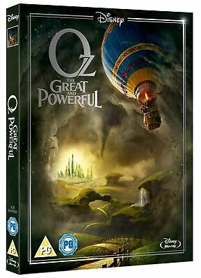 Oz - The Great and Powerful [Blu-ray]