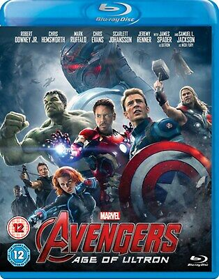 Avengers: Age of Ultron [Blu-ray]