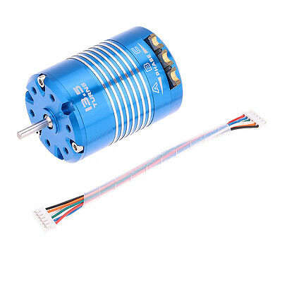 540 13.5T Sensored Brushless Motor for 1/10 RC Car Truck Parts
