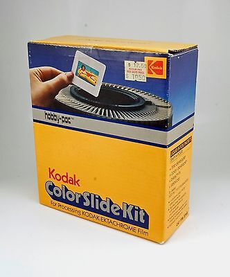 hobby-pac KODAK COLOR SLIDE KIT for processing EKTACHROME film 196 3768 / 5078
