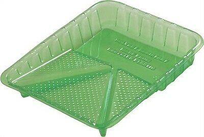 "Gam PT09028 9"" Plastic Green Paint Tray"