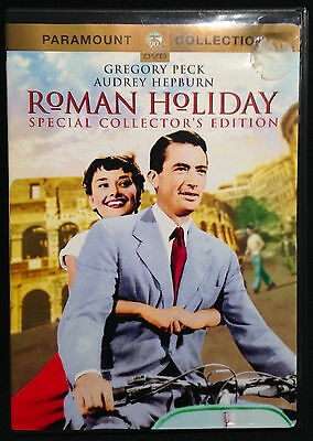 Roman Holiday (Sp. Collector's Edition DVD, 1953) Audrey Hepburn, Gregory Peck