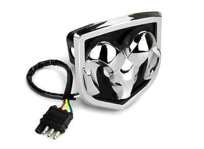 Reese Towpower Licensed LED Hitch Light Cover with Dodge Ram Logo New