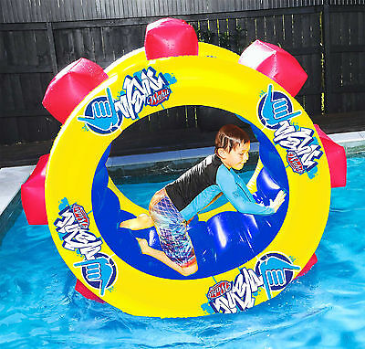 Wahu Pool Party Paddle Wheel Inflatable Water Toy