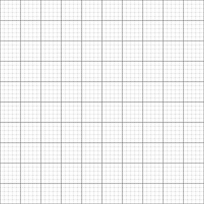 3 x GRID / GRAPH PAPER A0 size 140gsm Metric 1mm 5mm 50mm squares premium paper