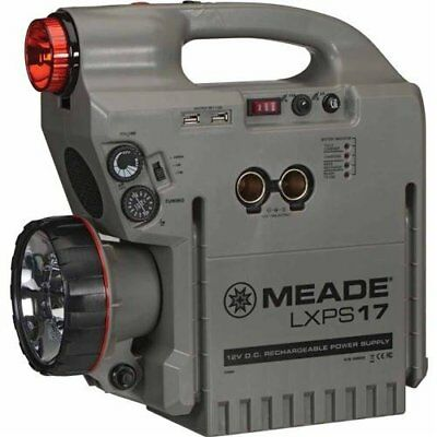 Meade Instruments 606002 Power Supply LXPS17 (Grey)