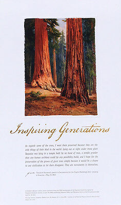 Yosemite Limited Edition Print from 150 Anniversary Celebration - Ahwahnee
