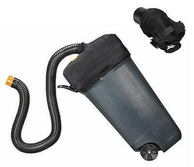 WA4054.2 WORX LeafPro Universal Leaf Collection System 8' Hose & Adapter