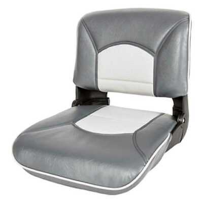 Tempress 45625 Profile Guide Series Boat Seat Charcoal/Gray Marine with Cushion