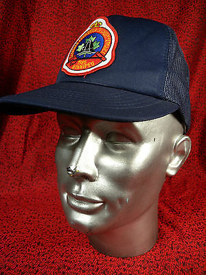 Canadian Association Of Chiefs Of Police Cap 1986 Winnipeg Cacp C.a.c.p. Canada