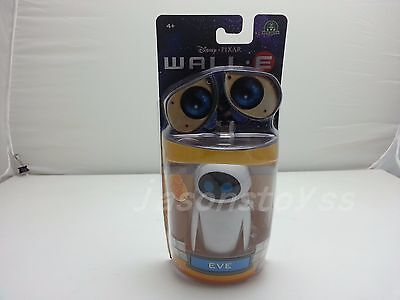 Disney Pixar Toys WALL-E Girlfriend EVE Action Figure New In Box