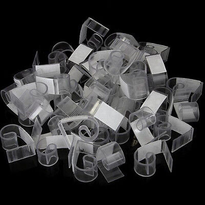 50pcs Plastic Table Skirt Skirting Clips 3 4.5cm Wedding Party DE