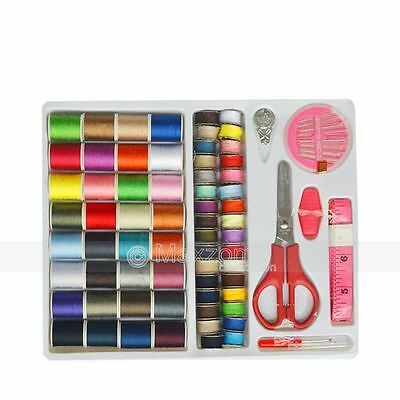 Essential Sewing Tools Kit Needlework Box Set for Domestic Sewing UK