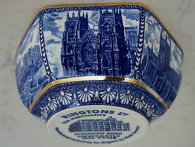 UK ringtons ltd tea merchants algernon road newcastle on-tyne bowl ( ID 00B).,.,