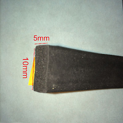 epdm rubber flat foam door and window self adhesive sealing weather strip