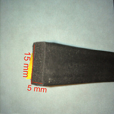 door window self adhesive epdm rubber flat foam seal strip weatherstrip