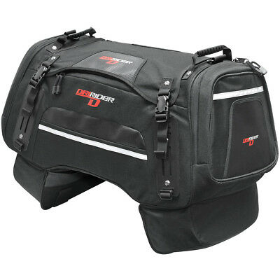 DriRider NEW Waterproof Motorcycle Motorbike Rear Bag Touring Explorer Tail Pack