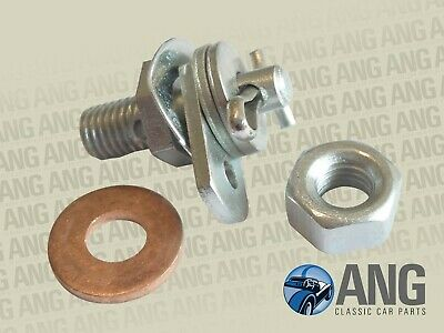 Mg Magnette Za, Zb, Wolseley 4/44, 15/50 Throttle Cable Clamp Kit Acc5062K