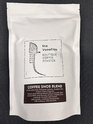 SNOB Coffee Bean 3kg - SNOB blend - house blend the venetian
