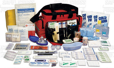 Trauma Bag First Aid Kit - Standard - FULLY STOCKED - CANADA
