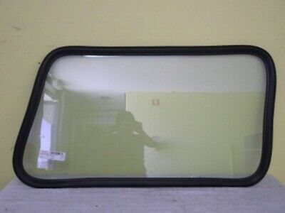 "NISSAN PATROL MQ/GQ - 5DR WAGON 1980 > 1997 - RIGHT SIDE CARGO GLASS-with ""S"" ru"