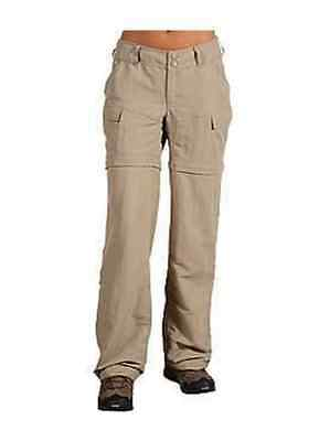 The North Face Women's Paramount Valley Convertible Pant - Dune Beige - NWT!