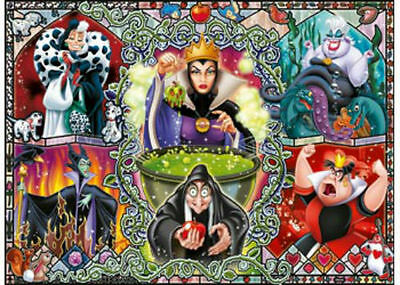 Ravensburger Disney Wicked Women 1000pc Jigsaw Puzzle RB19252-6