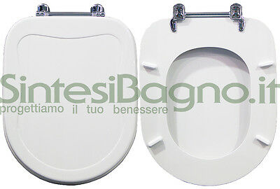 Toilet Seat/WC-Seat SintesiBagno MADE for Cesame WC MID series ...