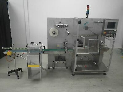 Pester automatic stretch bundler wrapper with auto splicer model PEWO-Pack 250 C