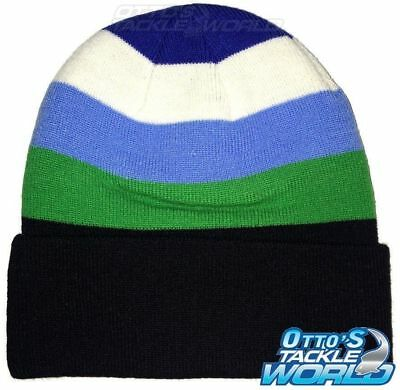 Shimano Tri Colour Fishing Beanie  BRAND NEW @ Ottos Tackle World