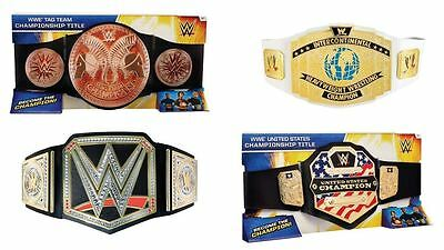 Mattel Original WWE Heavyweight Championship Belt Boys Kids Roleplay Toy Game
