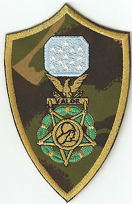 Congressional Medal of Honor MOH Army Embroidered Patch Replica
