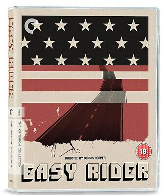 Easy Rider - The Criterion Collection (Restored) [Blu-ray]