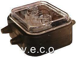 8 Way Rubber Junction Box Waterproof With Clear Top Cover 191429