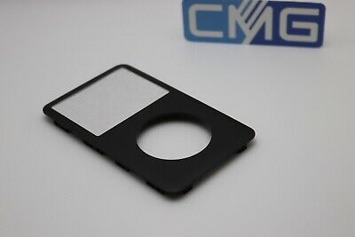 Apple iPod Classic Frontcover Housing 6. 7.Generation Gehäuse Front Schwarz