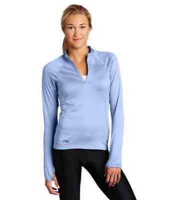 Outdoor Research Women's Radiant Light Zip Top - Atmosphere -XL-New with Tags!