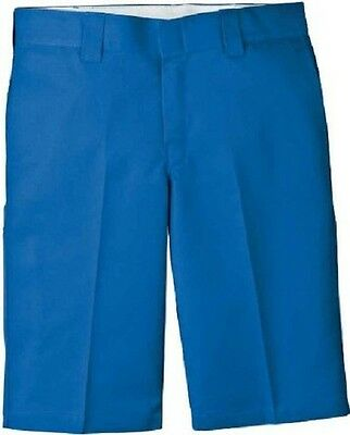 Dickies Herren Short Slim 13 royal in W30-W40