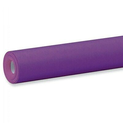 """Pacon 48"""" x 50' Fadeless Art Paper Roll - Violet"""