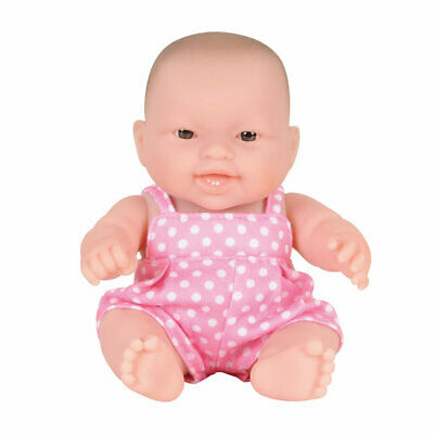 "Lots To Love Baby 8"" Doll (Caucasian) Designed by Berenguer"