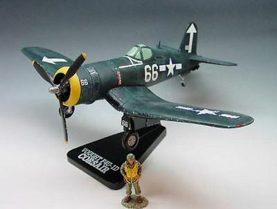 King (and) & Country WB02- F4U Corsair - Retired