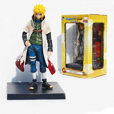 Anime Naruto 4th Hokage Namikaze 6''  Action Figure Collectible Model Gift Toy